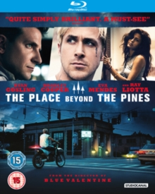 The Place Beyond the Pines, Blu-ray BluRay