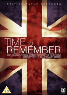 Time to Remember, DVD  DVD
