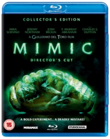 Mimic, Blu-ray  BluRay
