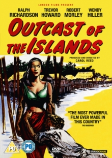 Outcast of the Islands, DVD  DVD