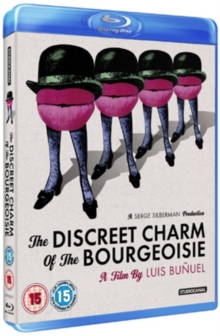 The Discreet Charm of the Bourgeoisie, Blu-ray BluRay