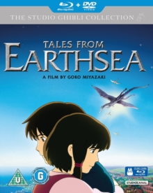 Tales from Earthsea, Blu-ray  DVD