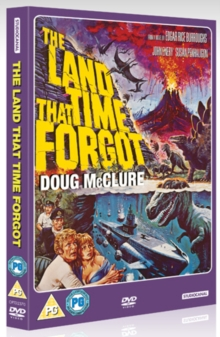The Land That Time Forgot, DVD DVD