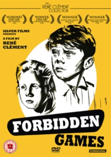 Forbidden Games, DVD  DVD