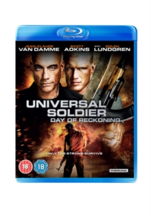 Universal Soldier: Day of Reckoning, Blu-ray  BluRay