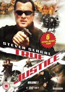 True Justice: Volume 1, DVD  DVD