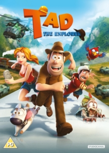 Tad, the Explorer, DVD  DVD