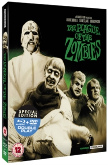The Plague of the Zombies, Blu-ray BluRay