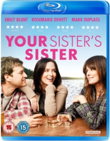 Your Sister's Sister, Blu-ray  BluRay