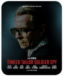 Tinker Tailor Soldier Spy, Blu-ray  BluRay