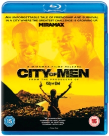 City of Men, Blu-ray  BluRay