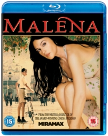 Malèna, Blu-ray  BluRay