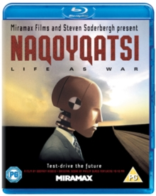 Naqoyqatsi, Blu-ray  BluRay