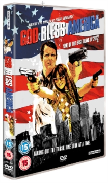 God Bless America, DVD  DVD