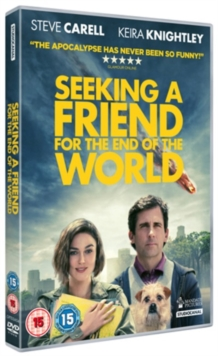 Seeking a Friend for the End of the World, DVD  DVD