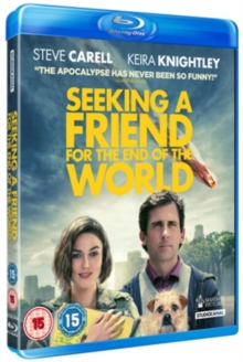 Seeking a Friend for the End of the World, Blu-ray  BluRay