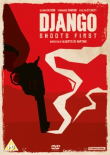 Django Shoots First, DVD  DVD