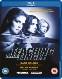 Teaching Mrs Tingle, Blu-ray  BluRay