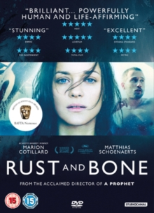 Rust and Bone, DVD  DVD