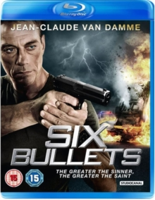 Six Bullets, Blu-ray  BluRay