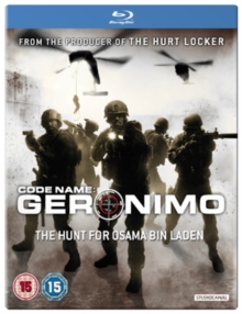 Code Name: Geronimo - The Hunt for Osama Bin Laden, Blu-ray  BluRay