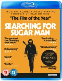 Searching for Sugar Man, Blu-ray  BluRay