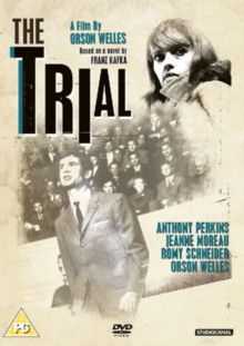 The Trial, DVD DVD