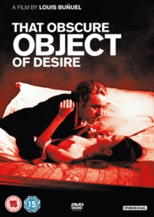 That Obscure Object of Desire, DVD  DVD