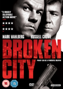 Broken City, DVD  DVD