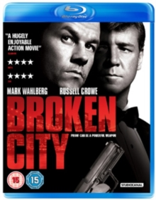 Broken City, Blu-ray  BluRay