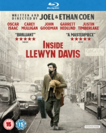 Inside Llewyn Davis, Blu-ray  BluRay