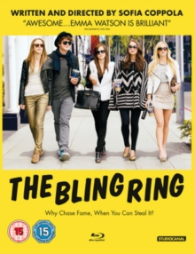 The Bling Ring, DVD DVD
