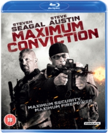 Maximum Conviction, Blu-ray  BluRay