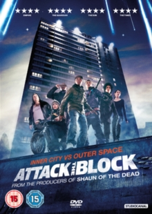 Attack the Block, DVD  DVD