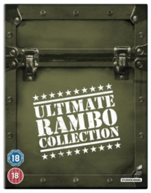 The Ultimate Rambo Collection, Blu-ray BluRay