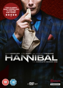 Hannibal: The Complete Season One, DVD  DVD