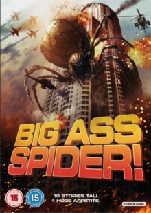 Big Ass Spider, DVD  DVD