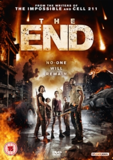The End, DVD DVD