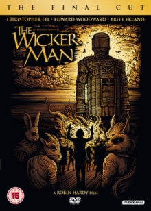 The Wicker Man: The Final Cut, DVD DVD