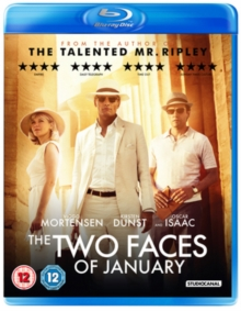 The Two Faces of January, Blu-ray BluRay