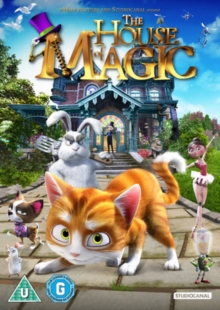 The House of Magic, DVD DVD