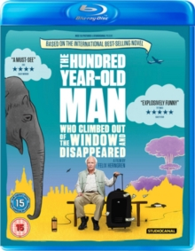 The 100-year-old Man Who Climbed Out the Window and Disappeared, Blu-ray BluRay