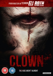 Clown, DVD  DVD