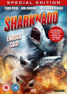 Sharknado, DVD  DVD