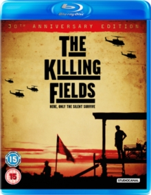 The Killing Fields, Blu-ray BluRay