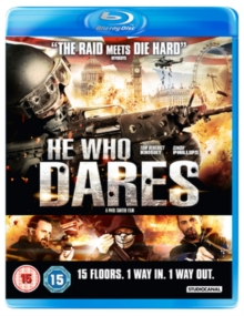 He Who Dares, Blu-ray  BluRay