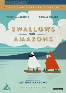 Swallows and Amazons, DVD  DVD