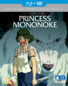Princess Mononoke, Blu-ray  BluRay