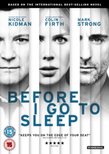 Before I Go to Sleep, DVD  DVD