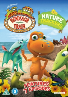 Dinosaur Train: Nature Trackers, DVD  DVD